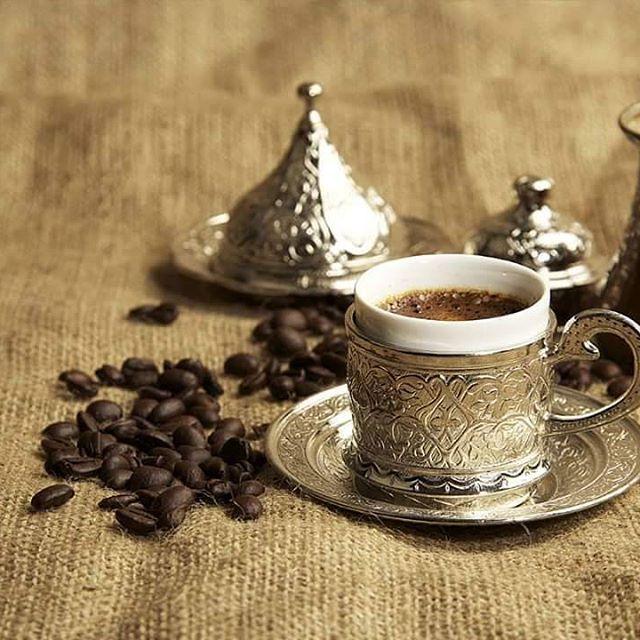 اجمل الاماني لكم من القهوة التركية بيوم سعيد وإجازة نهاية اسبوع رائعة ..