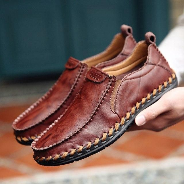 Shoes 2019 Men's Fashion Casual Leather Shoes | Business