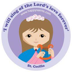 Incorporating St. Cecilia into Your Family's Thanksgiving Celebration | CatholicMom.com