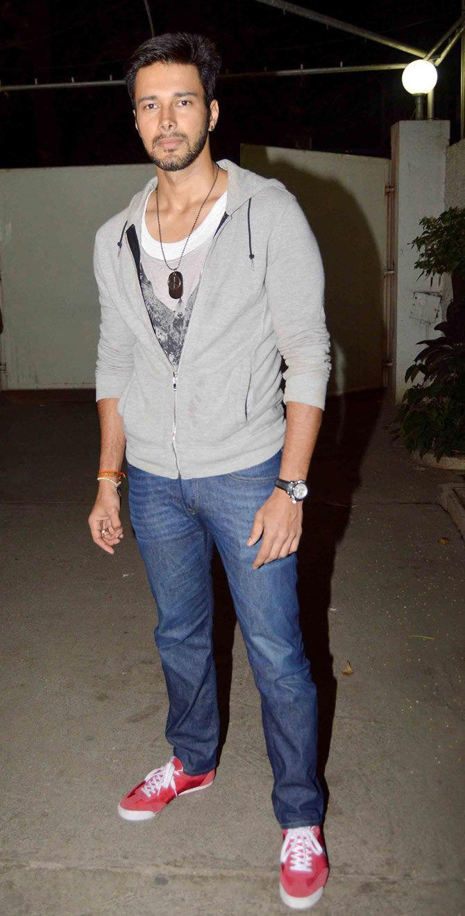 Rajneesh Duggal at special screening of 'Ek Paheli Leela'. #Bollywood #Fashion #Style #Handsome
