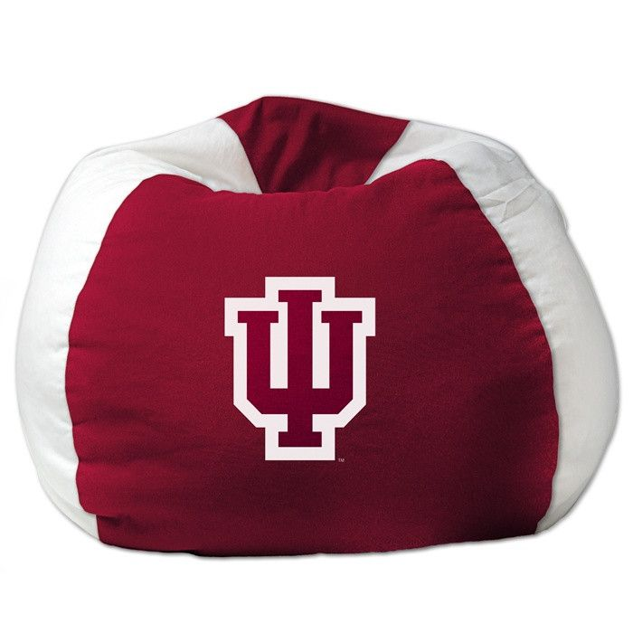 Use this Exclusive coupon code: PINFIVE to receive an additional 5% off the Indiana Hoosiers Bean Bag Chair at SportsFansPlus.com