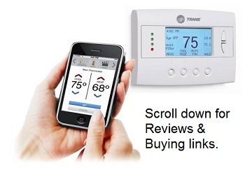 Best WiFi Thermostats Reviews for 2017