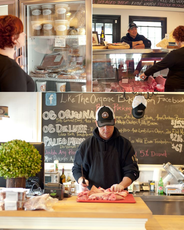Our review of The Organic Butcher of McLean. Spoiler: we love it (and think you will to)!