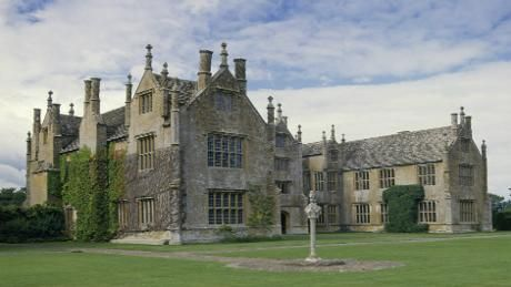 South Front of Barrington Court in Somerset © National Trust Images/Neil Campbell-Sharp