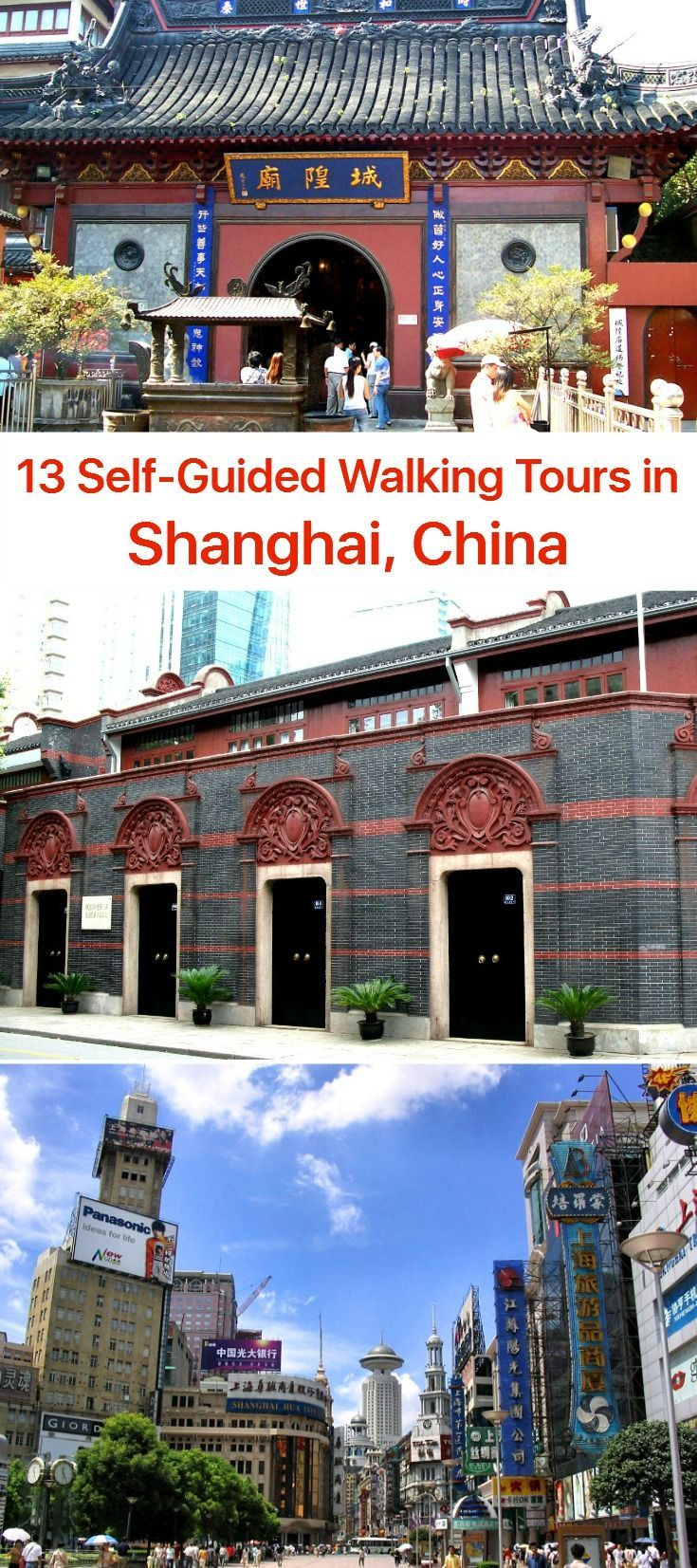 China's biggest and most populous city, Shanghai is a huge metropolis and a major financial, administrative, and trading center. The downtown part of the city bears traces of the colonial past manifested in the well-preserved buildings overlooking the landmark seafront promenade, the Bund. The modern city skyline is crowned by the futuristic looking Shanghai Tower and the Oriental Pearl TV Tower with its signature pink spheres.