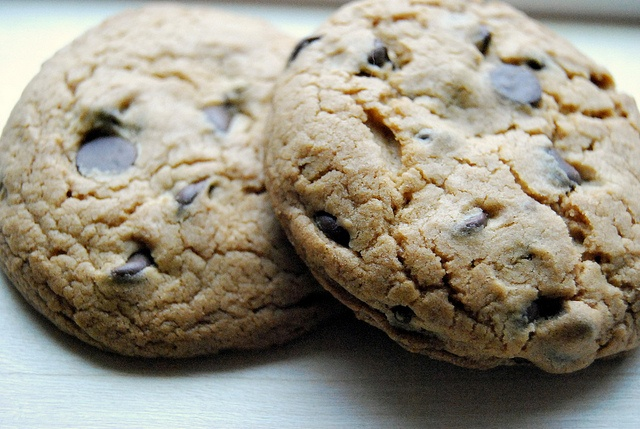 Alice's Chocolate Chip Cookies | Desserts | Pinterest | Chip Cookies ...