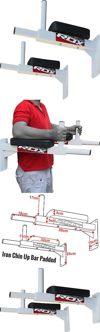 Pull Up Bars 179816: Rdx Pull Up Bar Wall Mounted Dip Chin Workout Gym Station Stand Sit Push Heavy -> BUY IT NOW ONLY: $85.74 on eBay!