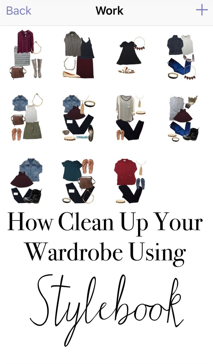 I had too many clothes and didn't know what to do with them all especially since I didn't even wear most of them. Stylebook made it easy to see exactly what clothes I owned and helped me keep track of what I actually wore and how often I wore them...