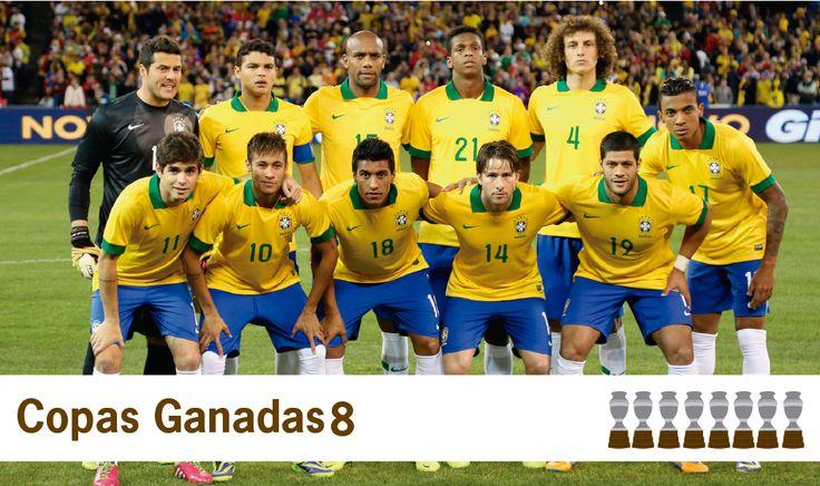 Selección de Brasil Copa America 2015