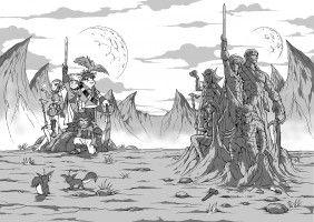 Illustrations | Les Légendaires | Page 6
