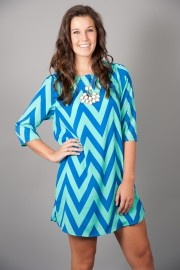 Endless Summer Dress-Blue