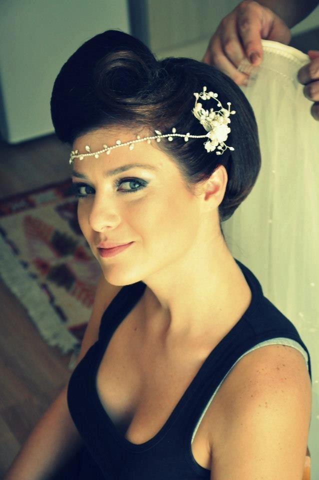 gelin saçı,bride hair,wedding hair, topuz modelleri,saç modelleri