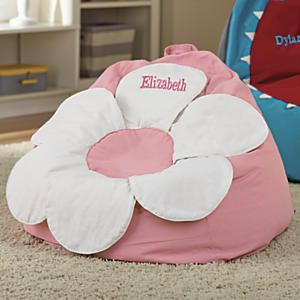 Flower Bean Bag Chair: OSA Exclusive! Great Value! Whimsical, Functional,  And
