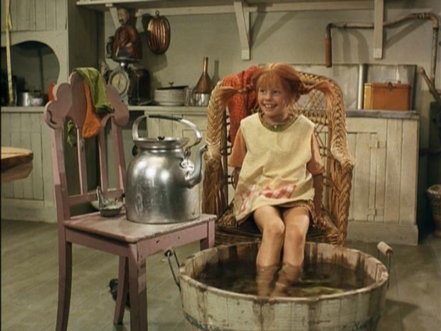 Pippi....I wish.