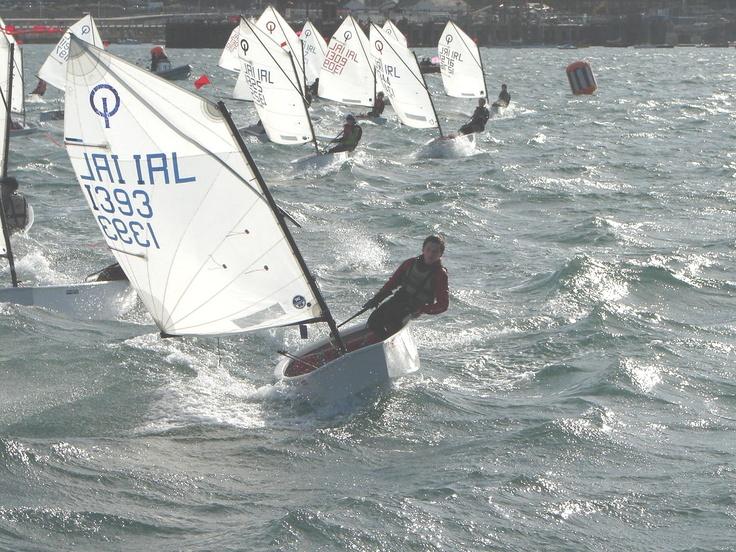 optimist sailing - Google Search