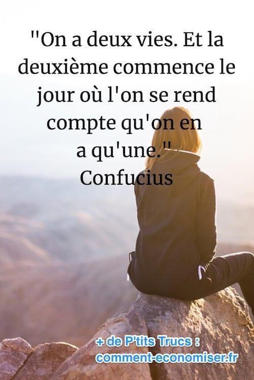 85 Citations Inspirantes Qui Vont Changer Votre Vie.