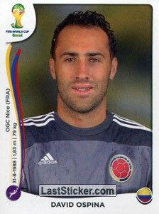 David Ospina (Colombia)