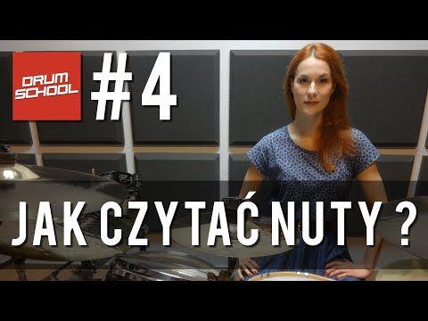 Drum School # 4 – Jak czytać nuty perkusyjne? Cz.1 | Lekcje gry na perkusji. - YouTube