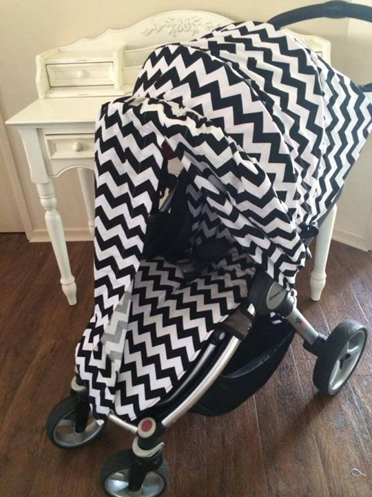 Gorgeous pram hood cover and custom pram liner made. Order yours now at www.bambelladesigns.com.au Available in any of our gorgeous designer fabrics. #pramhood #bambella #bambelladesigns #pram #baby