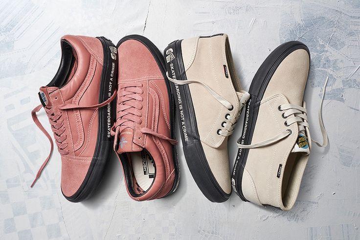 Vans Pro Skate ArcAd Santa Cruz x Taka Hayashi Collection
