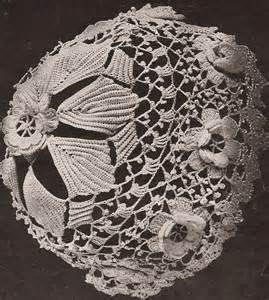 Irish Lace Crochet Patterns