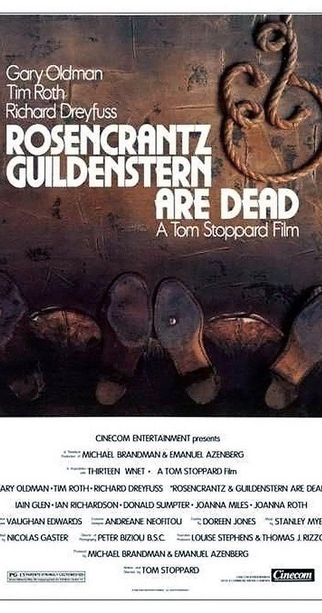 Rosencrantz & Guildenstern sont morts (1990)