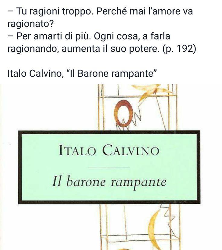 Il barone rampante - Calvino