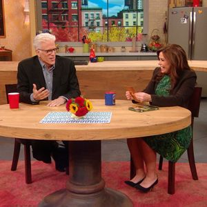 Ted Danson Takes Our Speed Round Quiz