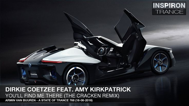 Dirkie Coetzee Feat. Amy Kirkpatrick - You'll Find Me There (The Cracken...