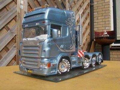Scania 8×4. – Jacco Noorlander