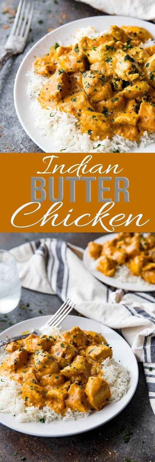 INDIAN BUTTER CHICKEN RECIPE | Food And Cake Recipes