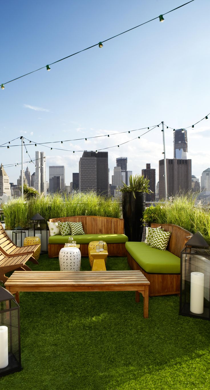 Cool Outdoor Space