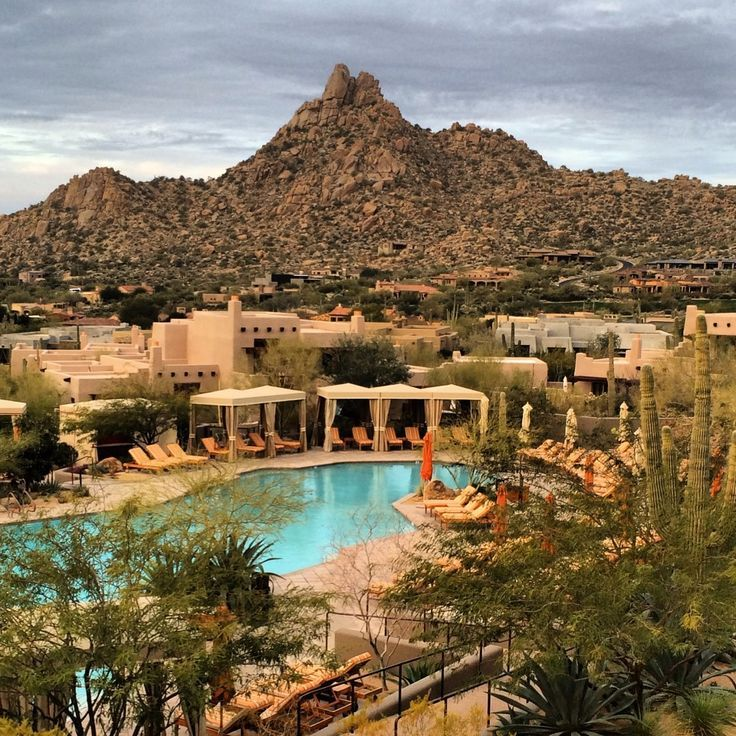 Four Seasons Scottsdale – Deep in the Heart http://www.pointsandtravel.com/four-seasons-scottsdale-deep-in-the-heart/