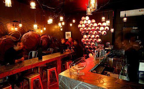 Bench Wine Bar, Newtown