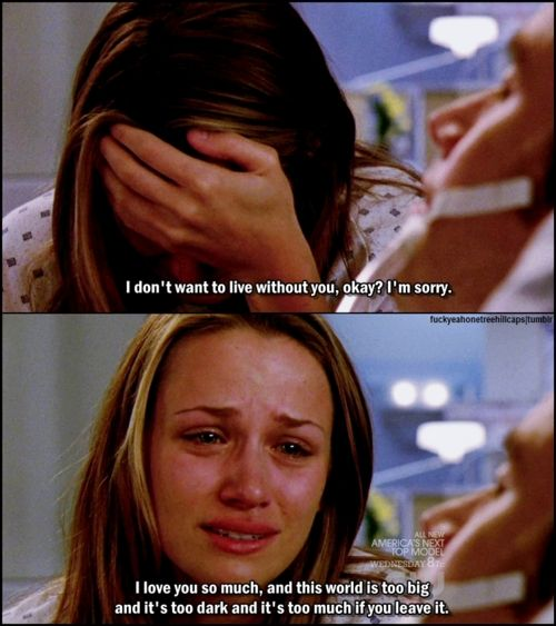 one tree hill clay and quinn relationship help