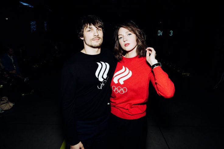 Вик Уайлд и Алена Заварзина на показе ZASPORT Sport&Casual http://www.trendspace.ru/moda/vik_uayld_i_alena_zavarzina_na_pokaze_zasport_sport_casual/
