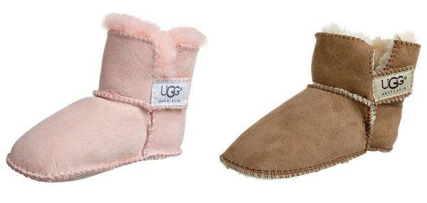 UGG per neonati: i modelli per l'inverno 2013. Prezzo e caratteristiche
