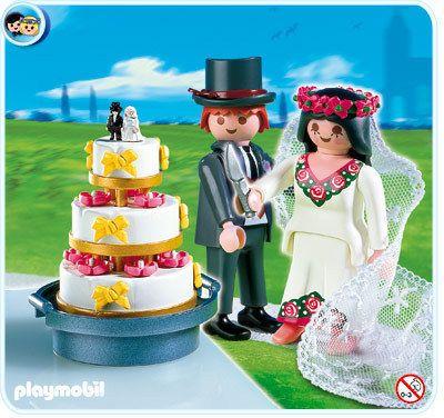 Playmobil Novios