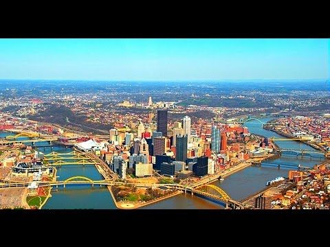 ▶ United Airlines Landing In Pittsburgh International Airport 2013 - YouTube