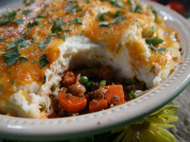 Shepherd's Pie - a favorite comfort food :)