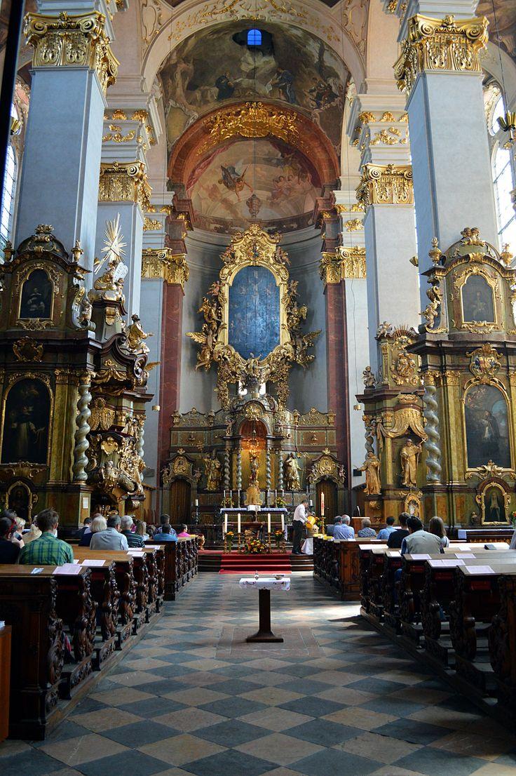 Eglise de Prague