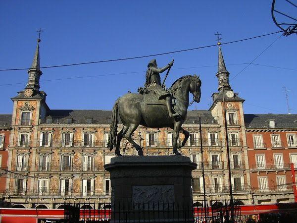 Weekend la Madrid, Spania | Obiective turistice, imagini, atractii