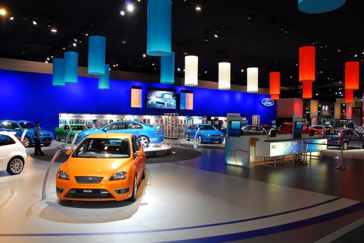 Nevamar - Ford Exhibit Stand