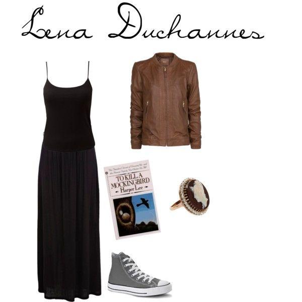 """Lena Duchannes"" by jillywoodside on Polyvore"