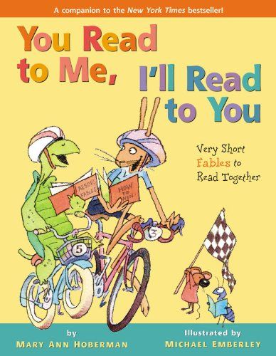 Use this book to teach reading fluency. Written in poem/rhyming form and are meant to use with partners. Have partners read their fable aloud to the class to build fluency.
