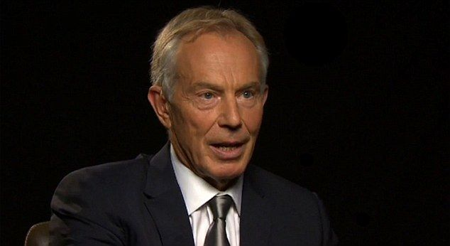 12 YEARS LATER: BLAIR 'SORRY' FOR IRAQ WAR - DRUDGE REPORT .... As well as apologising for the Iraq War, the former Prime Minister also admitted he could be partly to blame for the rise of Islamic State