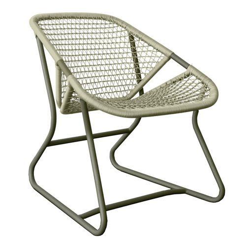 Muebles o Sala de jardin Sixties de Fermob de aluminio