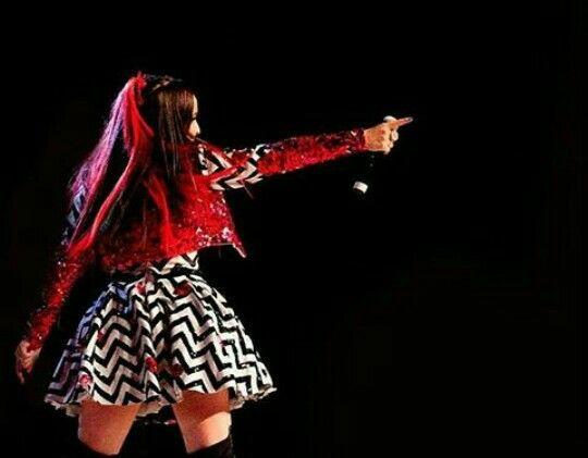 Larissa Manoela no seu show