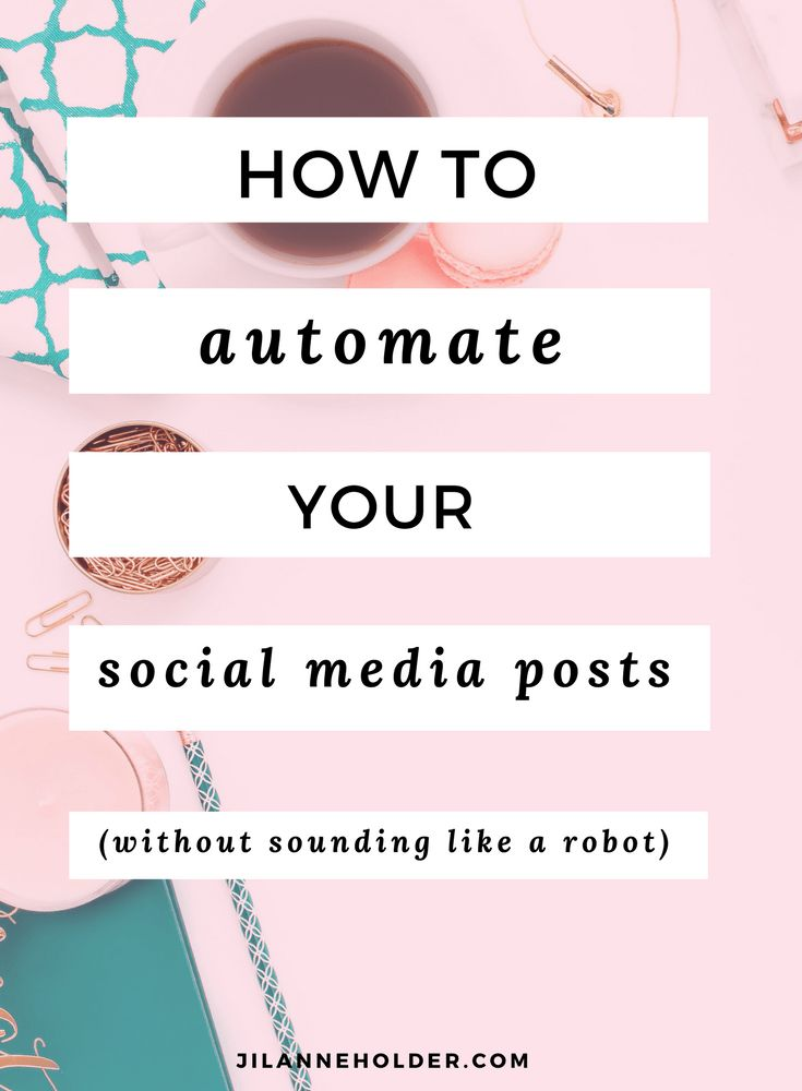 Using social automation wisely means saving time, increasing your visibility and reach, promoting your products—and having people think you are present more than you've ever actually been before. It feels personal and is well-timed. Here are tips for making the most out of social automation.