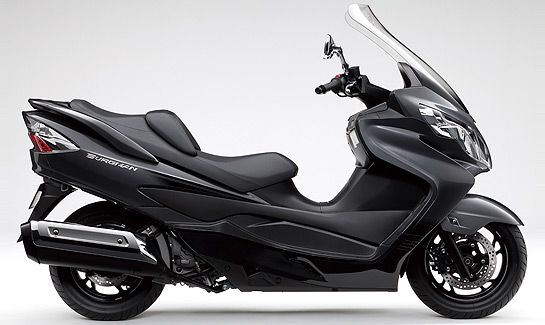 Suzuki Motos | AN400 (Burgman)
